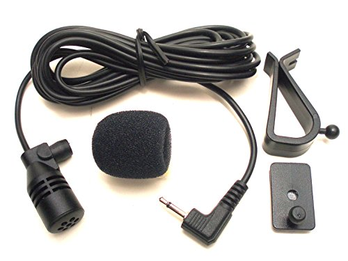 FingerLakes 3 5mm Microphone Assembly Mic for Car Vehicle